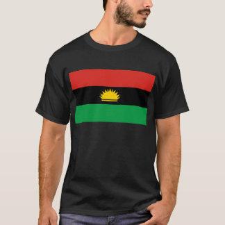 Bandera de Biafra (Bịafra) Camiseta