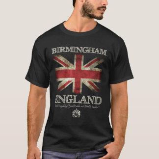 Bandera de Birmingham Inglaterra Reino Unido Camiseta