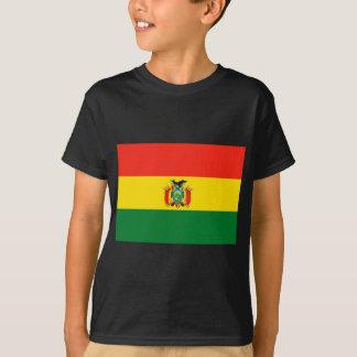Bandera de Bolivia Camiseta