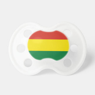 Bandera de Bolivia Chupete De Bebe