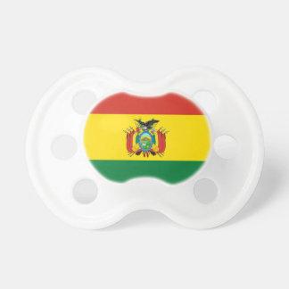 Bandera de Bolivia Chupete De Bebé