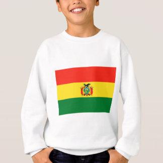 Bandera de Bolivia Sudadera