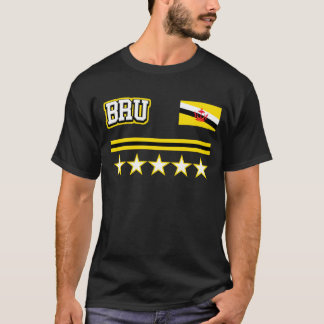 Bandera de Brunei Camiseta
