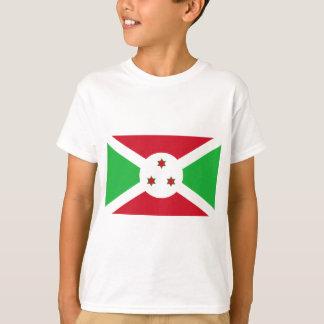 Bandera de Burundi Camiseta