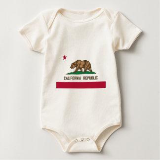 Bandera de California Body Para Bebé