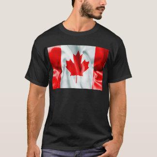 Bandera de Canadá Camiseta