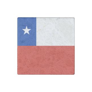 Imanes bandera del chile - Baneras de piedra ...