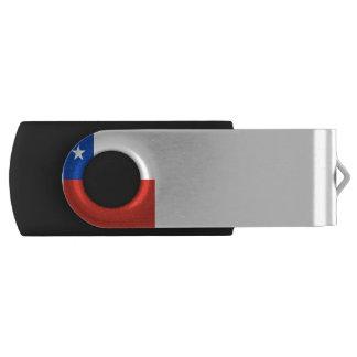 Bandera de Chile Memoria USB