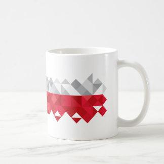 Bandera de Chile, taza chilena de los colores