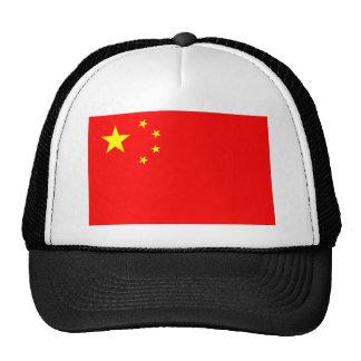 Bandera de China Gorra