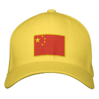 Bandera de China Gorra De Béisbol