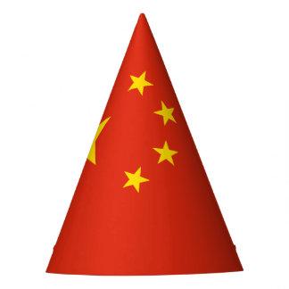 Bandera de China Gorro De Fiesta