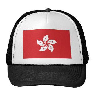Bandera de China Hong Kong Gorro De Camionero