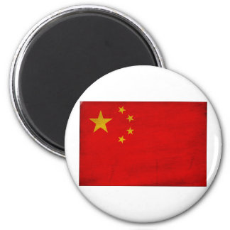 Bandera de China Imán Redondo 5 Cm
