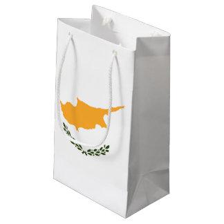 Bandera de Chipre Bolsa De Regalo Pequeña
