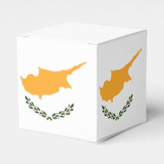 Bandera de Chipre Caja Para Regalos