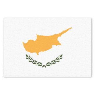 Bandera de Chipre Papel De Seda