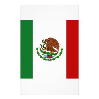 Bandera de Cinco de Mayo de México Papeleria De Diseño