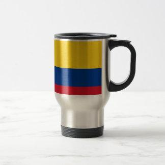 Bandera de Colombia - Bandera de Colombia Taza De Viaje