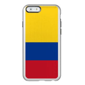 Bandera de Colombia Funda Para iPhone 6 Plus Incipio Feather Shine