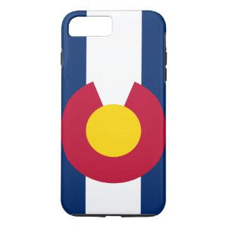 Bandera de Colorado Funda iPhone 7 Plus