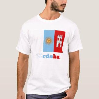 Bandera de Córdoba con nombre Camiseta