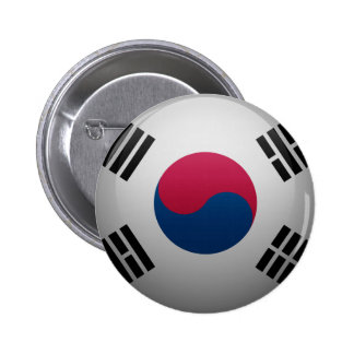 Bandera de Corea del Sur Pins