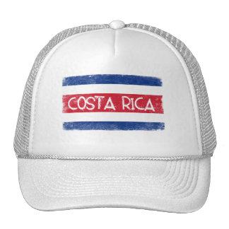 Bandera de Costa Rica Gorra