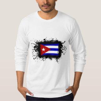 Bandera de Cuba Camisas