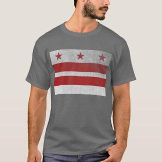 Bandera de DC Camiseta
