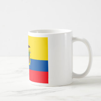 Bandera de Ecuador Taza De Café