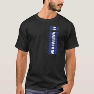 Bandera de El Salvador Camiseta