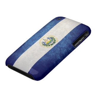 Bandera de El Salvador Funda Para iPhone 3 De Case-Mate