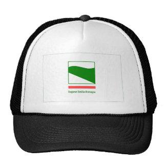 Bandera de Emilia-Romagna Gorros Bordados