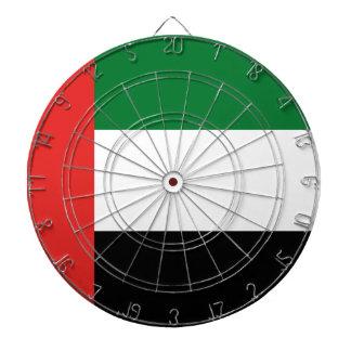 Bandera de Emiradosarabes Diana