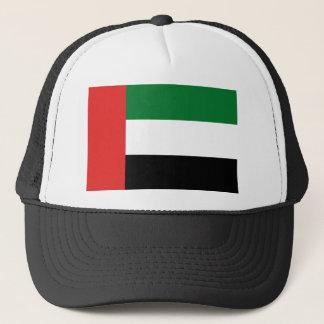 Bandera de Emiradosarabes Gorra De Camionero