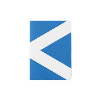 Bandera de Escocia - bandera escocesa Porta Pasaportes