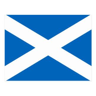 Bandera de Escocia Postal
