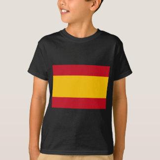 Bandera de España, Bandera de España, Bandera Camiseta