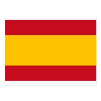 Bandera de España, Bandera de España, Bandera Postal