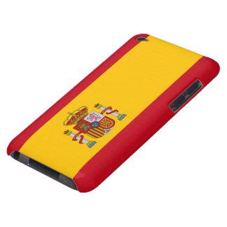 Bandera de España iPod Touch Case-Mate Fundas