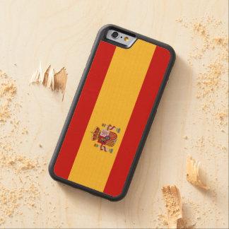 Bandera de España Funda De iPhone 6 Bumper Arce
