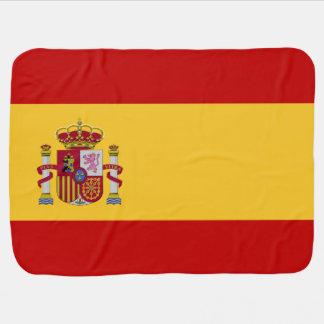 Bandera de España Mantita Para Bebé
