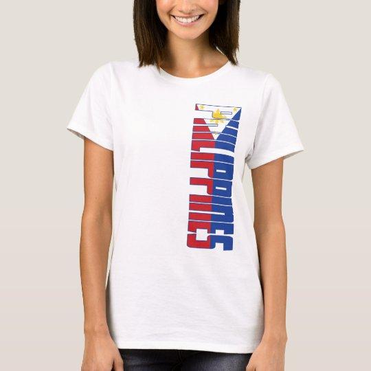 Bandera de Filipinas Camiseta