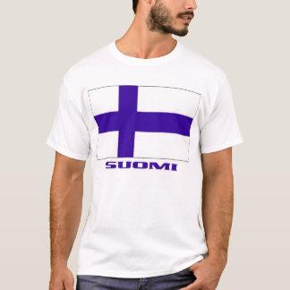 Bandera de Finlandia + Camiseta