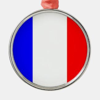 Bandera de Francia Ornamentos De Reyes Magos