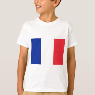 Bandera de Francia; Bandera francesa, la Francia Camiseta