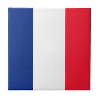 Bandera de Francia del la de Pavillon de Francia Azulejos