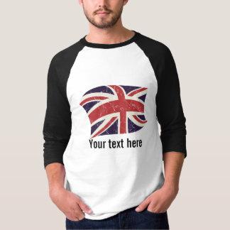 Bandera de Gran Bretaña Camiseta