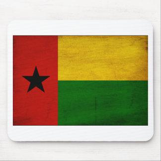 Bandera de Guinea-Bissau Alfombrilla De Ratón